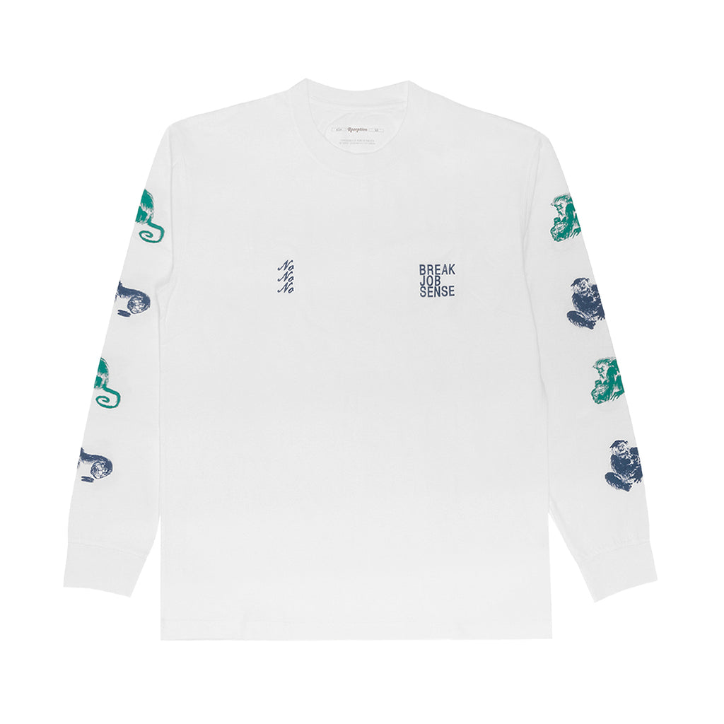 RECEPTION NO SENSE LS TEE