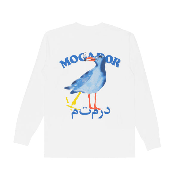 RECEPTION MOGADOR LS TEE