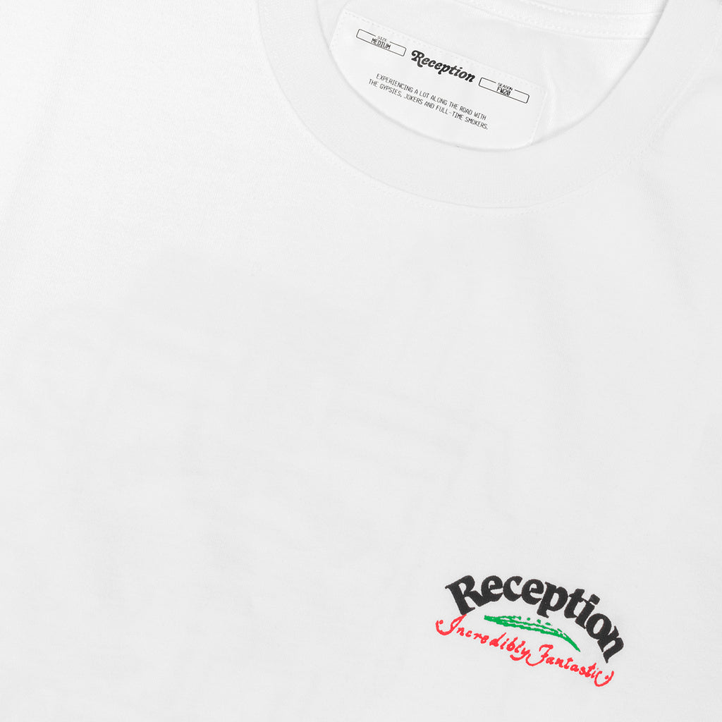 RECEPTION STONIES SS TEE