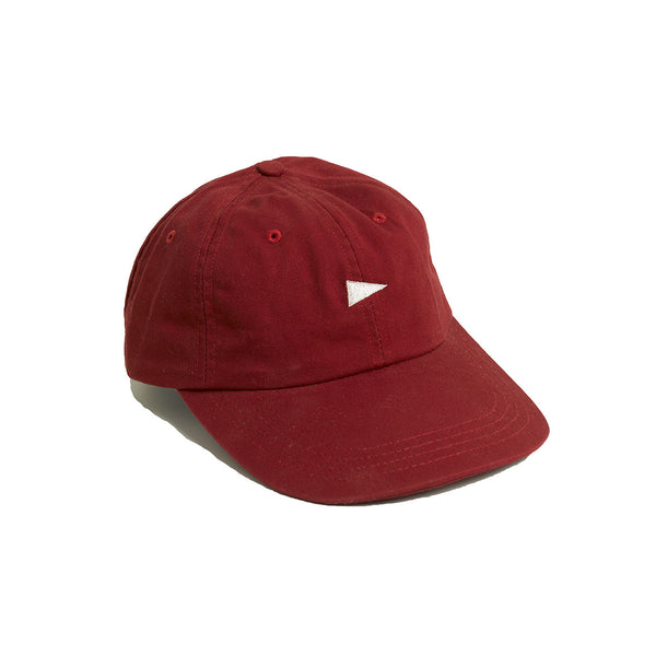 FISHING CAP, RED