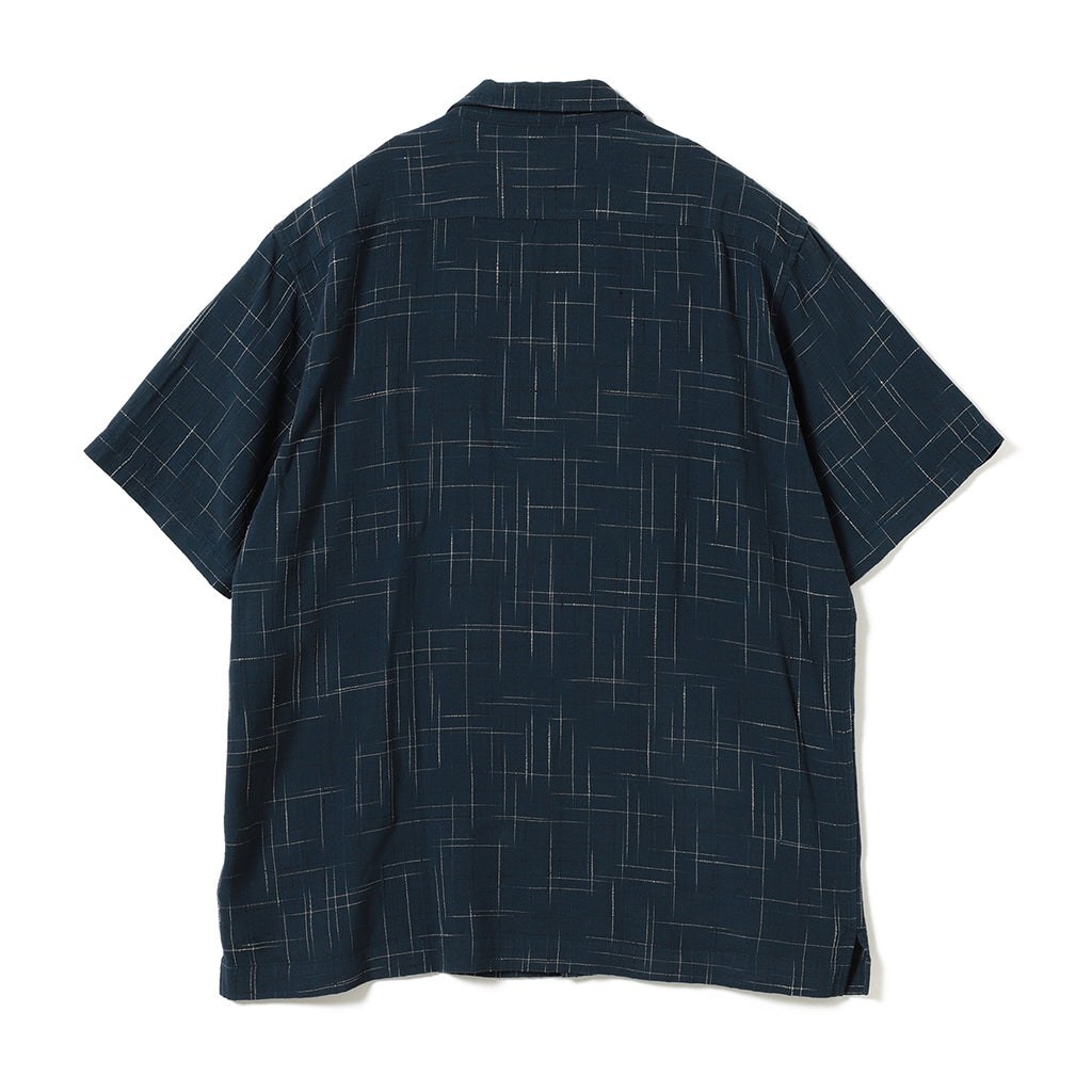 VINCENT SS SPACE DYE SHIRT