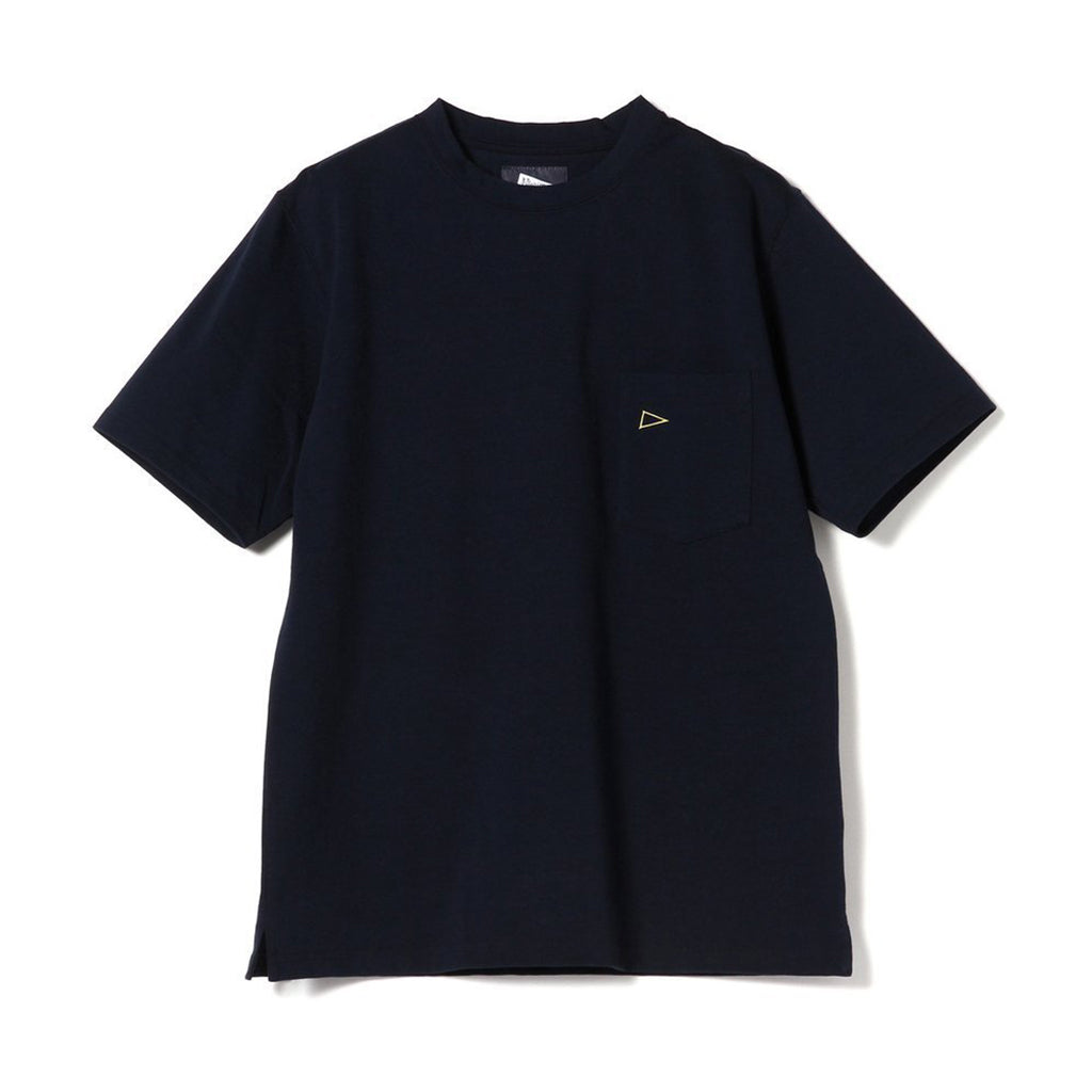 TEAM EMBROIDERED TEE
