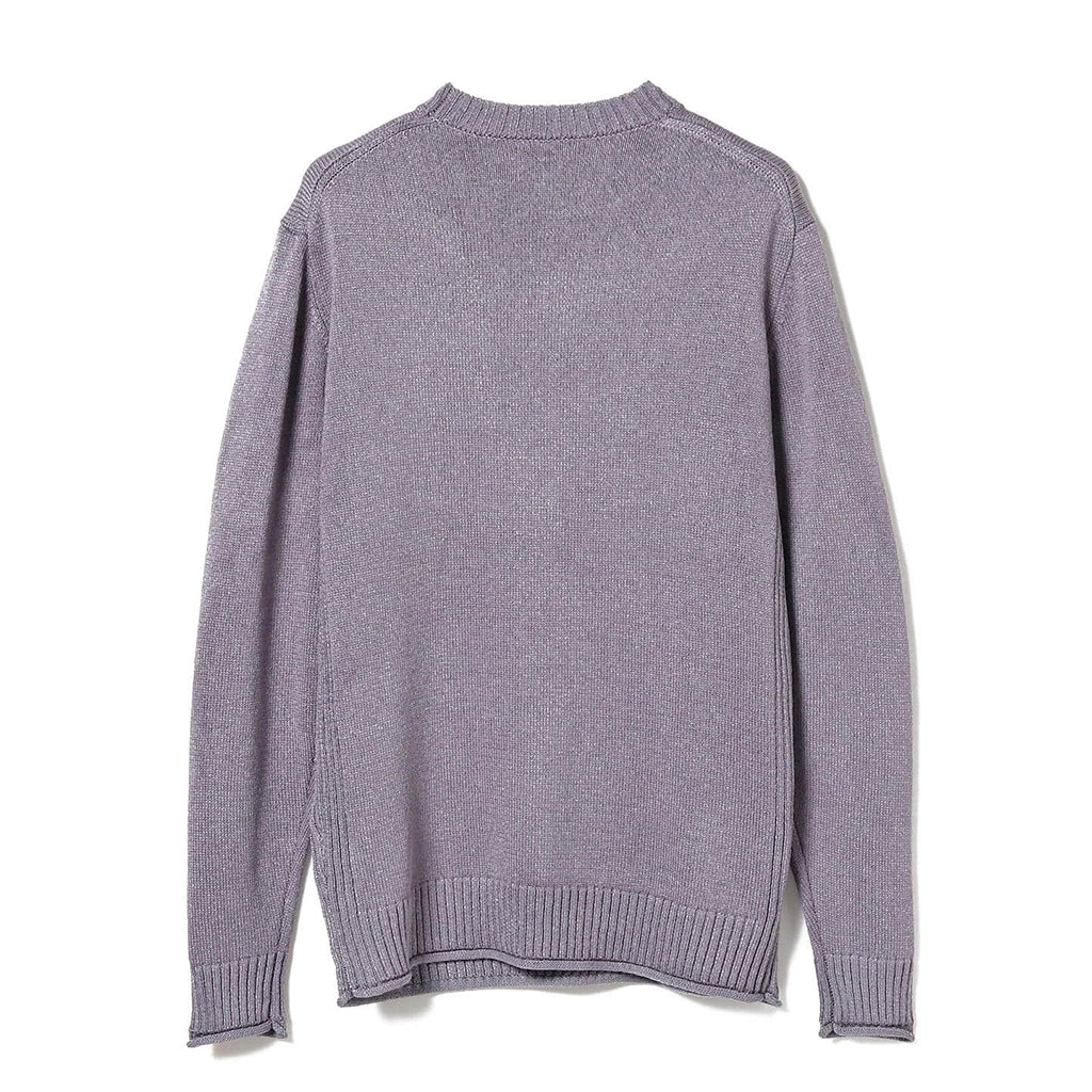 THOMAS SILK CREW SWEATER