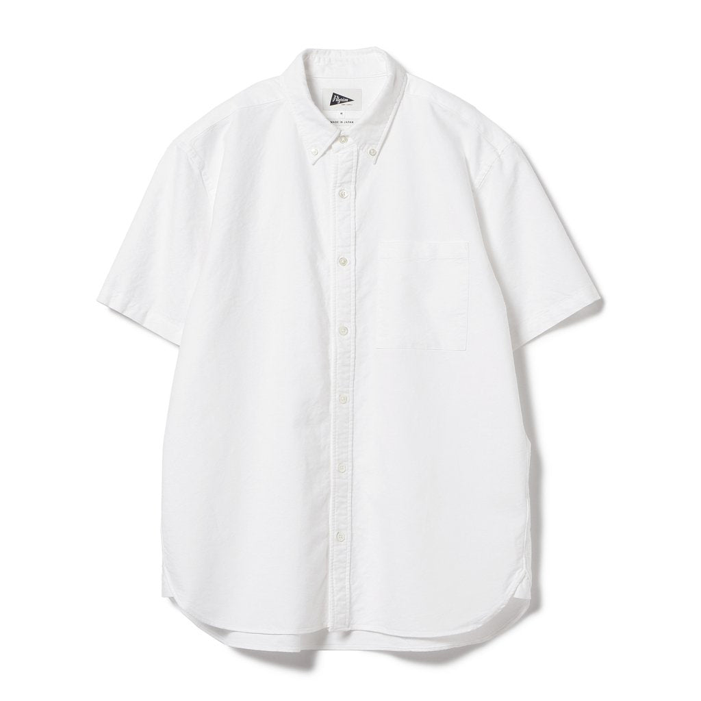 TRENT BUTTON DOWN SS OXFORD SHIRT