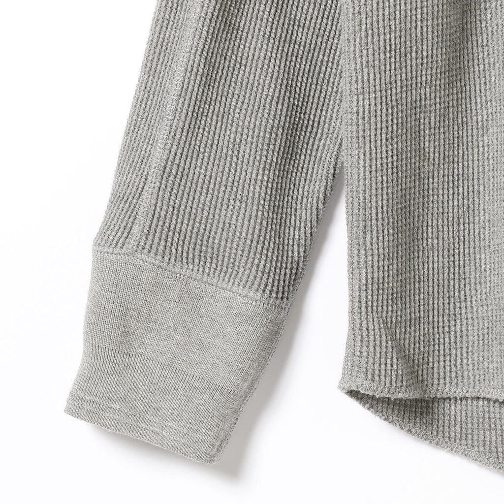 WOLPE THERMAL WAFFLE LS TEE