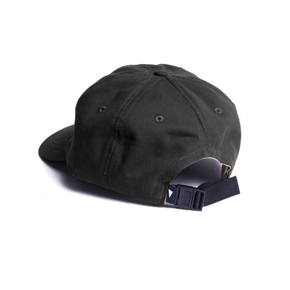 PSS HANDWRITING CAP, BLACK