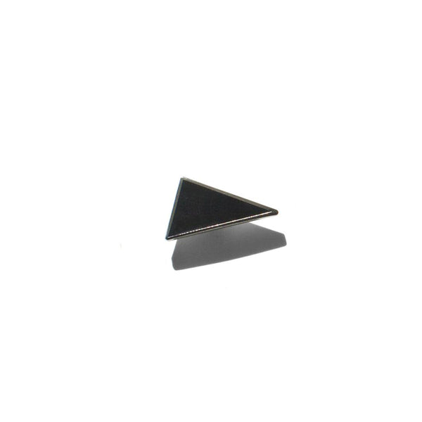 PILGRIM PENNANT PIN, BLACK