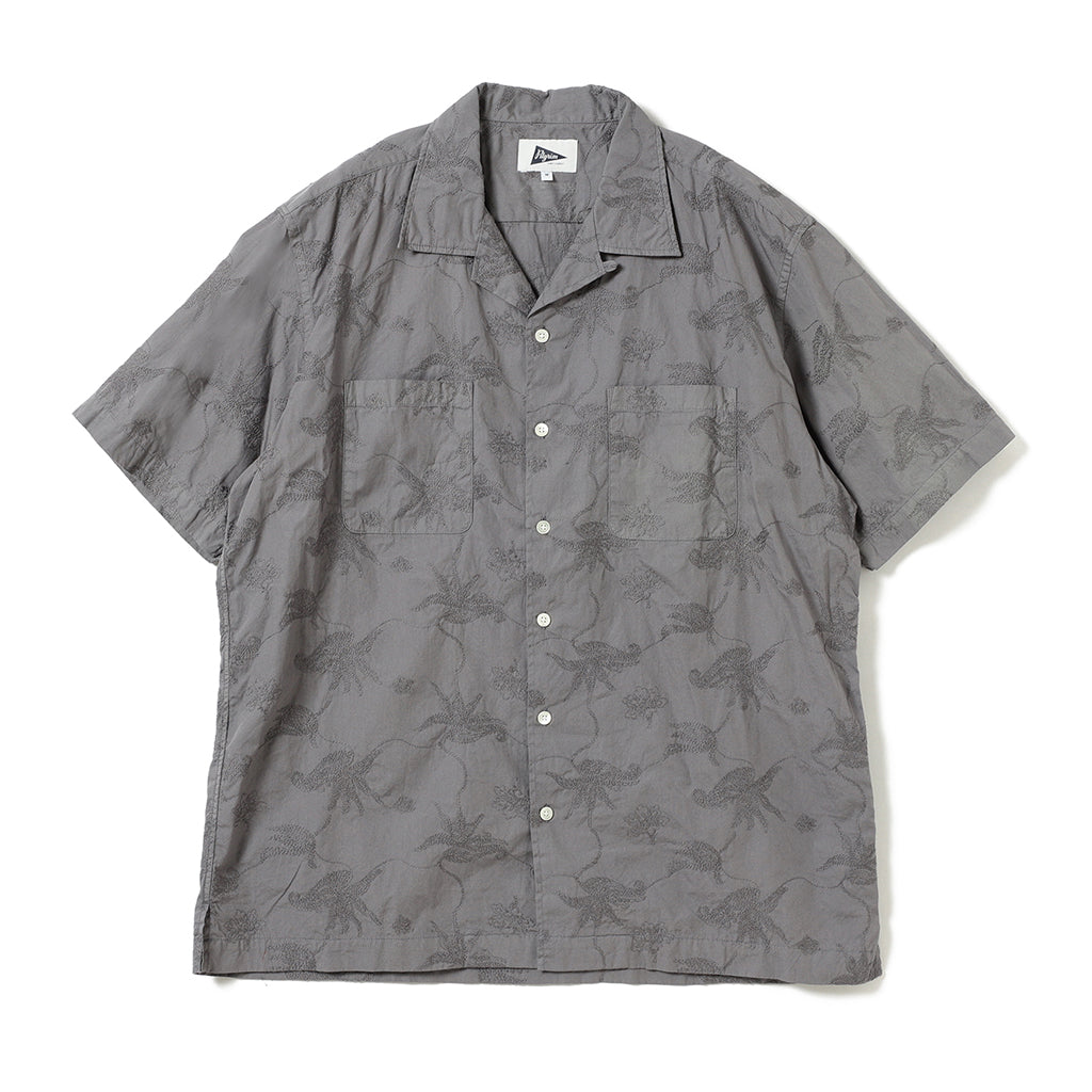 Vincent SS Embroidery Shirt