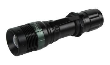 3W Cree LED Focus Flashlight - Interstate Battery
