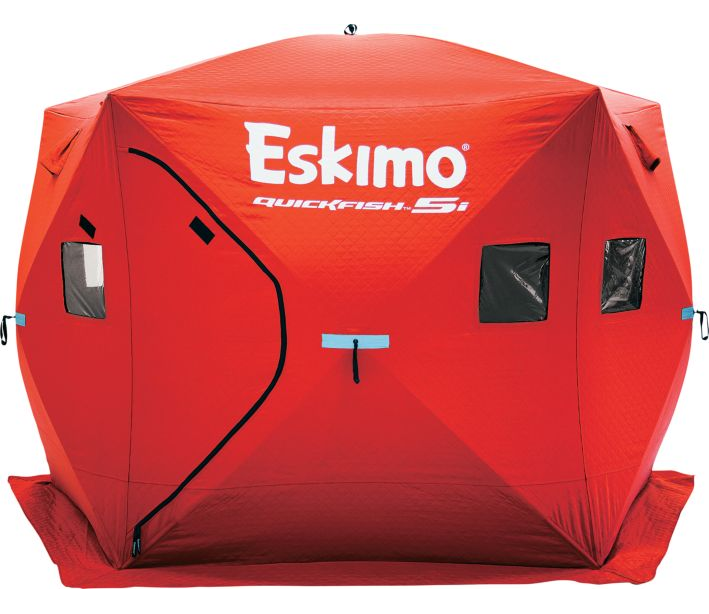 Eskimo® QuickFish™ 5 Insulated Ice Shelter