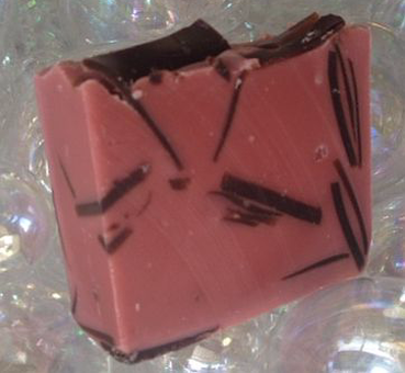 All Good Things Chocolate & Cherries Natural Soap