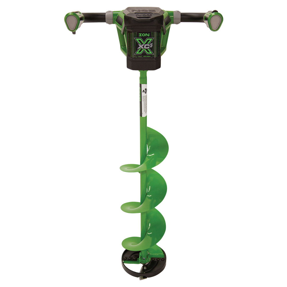 ION X ELECTRIC ICE AUGER