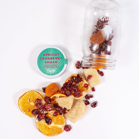 Apricot + Cranberry Smash Craft Cocktail Mix