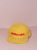 "Ski Like A Girl ""The Gramps"" Hat Yellow"