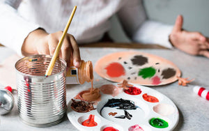 Use Creative Mothering To Encourage A Child's Self Expression