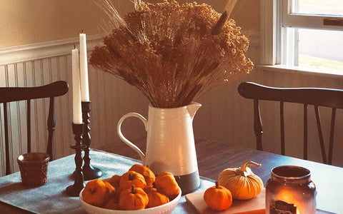 5 fall home decor tips for the season change