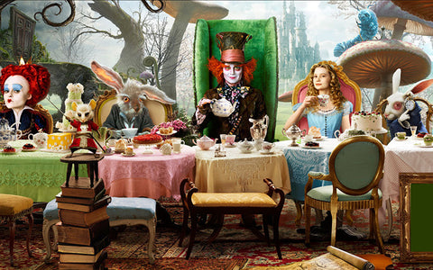 Alice in wonderland Victorian Stories