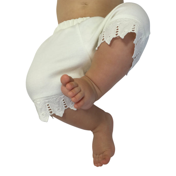 Antique Style Baby Bloomer Diaper Cover
