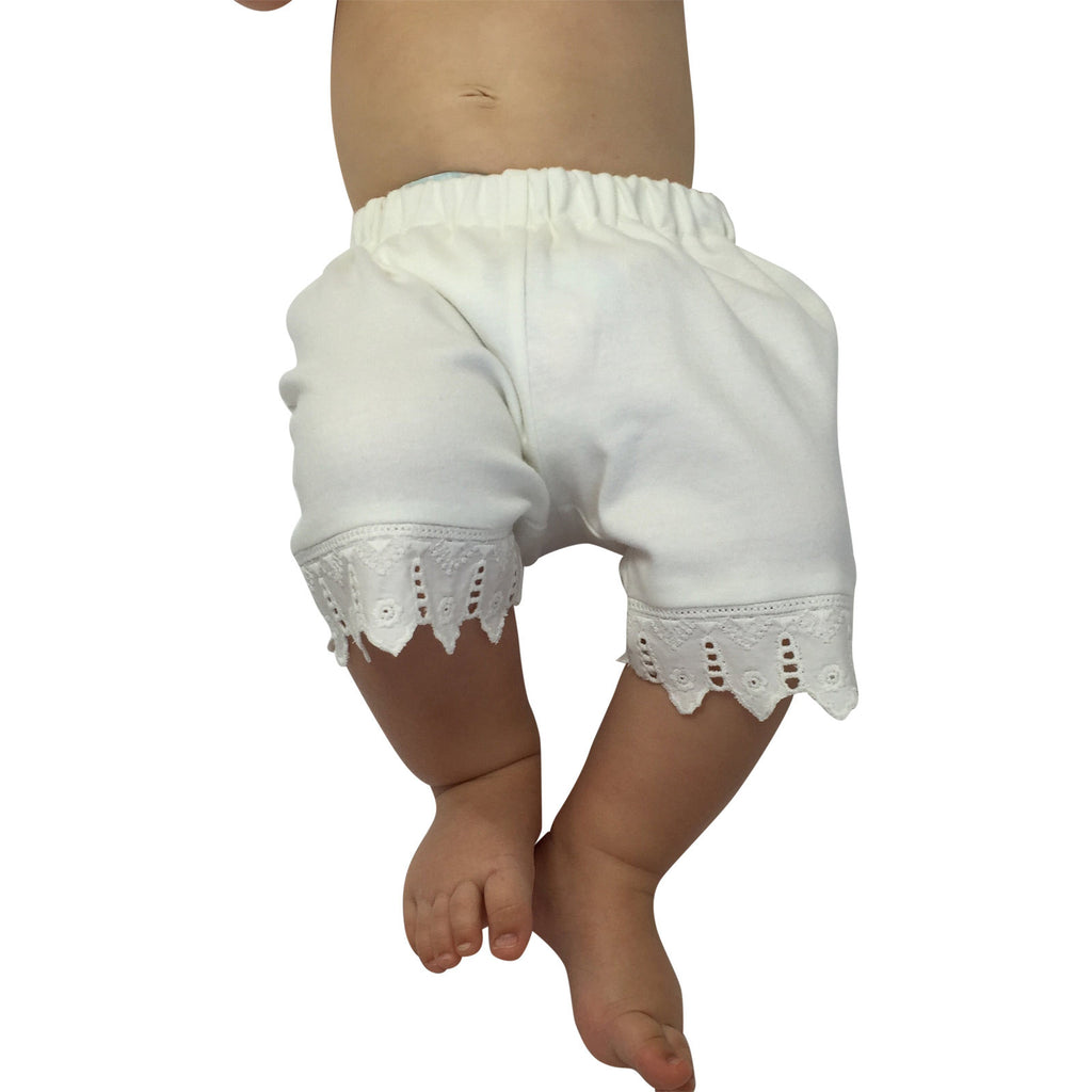 Organic Cotton Baby Diaper Cover Pant