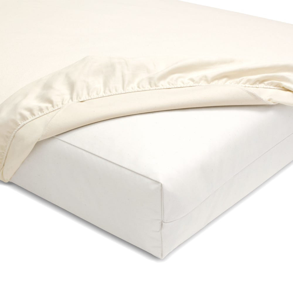 Naturepedic Organic Cotton Waterproof Baby Crib Protector Pad