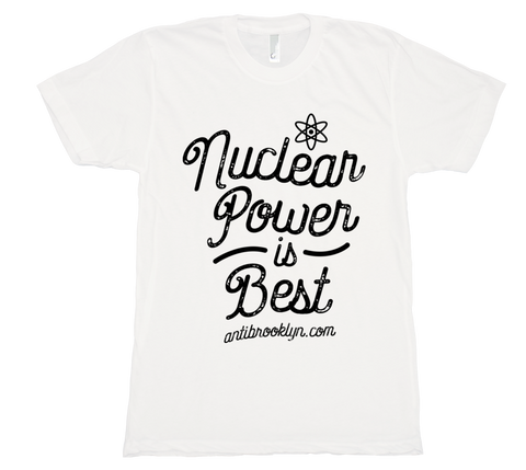 Nuclear power is best!