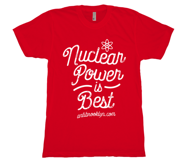 Nuclear power is best! (color)