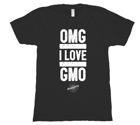 OMG... I LOVE GMO!!! (color)