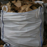 Home Farm Logs Builders Bag - dry your own