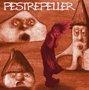Pestrepeller - Isle of Dark Magick - CD