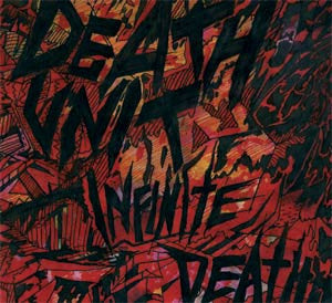 Death Unit - Infinite Death - CD