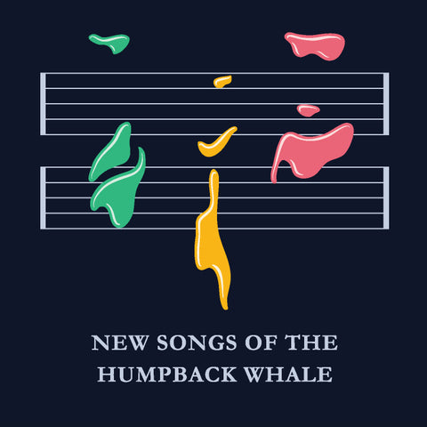 David Rothenberg and Michael Deal - New Songs of the Humpback Whale - CD