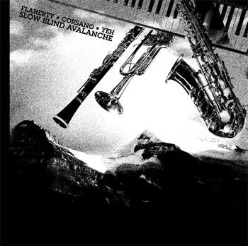 Flaherty/Corsano/Yeh - Snow Blind Avalanche - LP