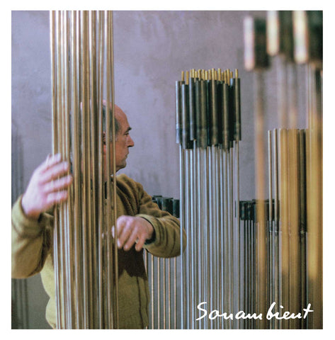 Harry Bertoia - Experimental I / Mechanical I - LP/CD - PRE-ORDER