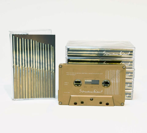 Harry Bertoia - No Date Tapes - C60 Cassette