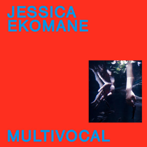 Jessica Ekomane - Multivocal - LP