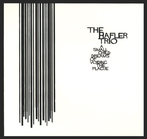 The Hafler Trio - A Small Child Dreams of Voiding the Plague - CD
