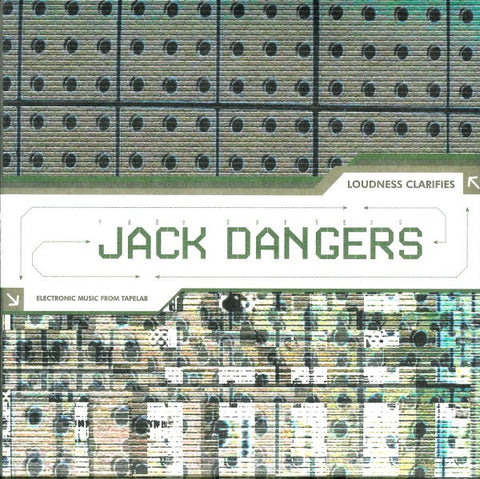 Jack Dangers - Loudness Clarifies/Electronic Music From Tapelab - 2CD