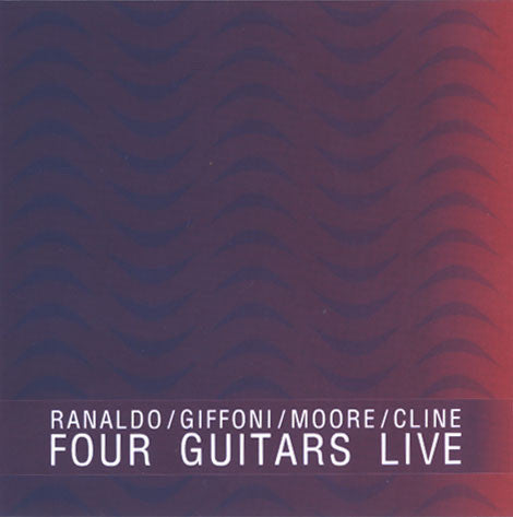 4 Guitars - Live At Luxx - CD
