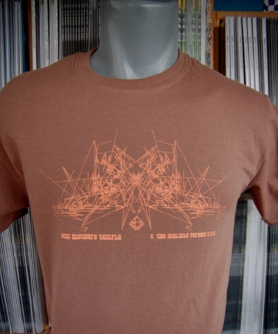 Acid Mothers Astrological Martyrdom T Shirt by Seldon Hunt