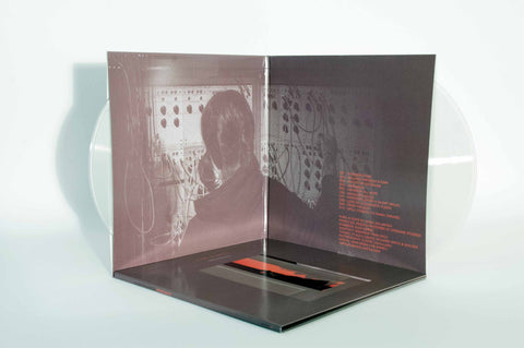 "Alina Kalancea ""Impedance"" 2LP/CD - NOW SHIPPING"