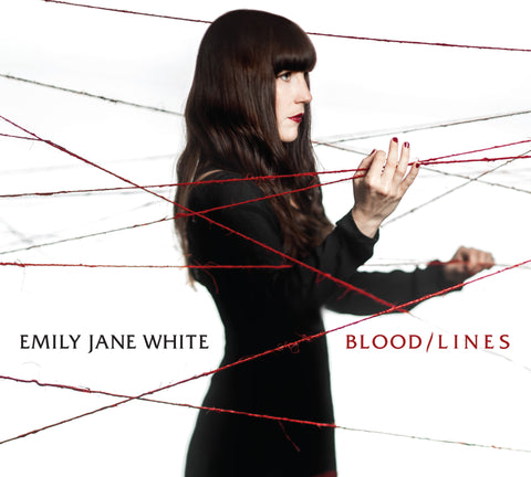 Emily Jane White - Blood/Lines - CD