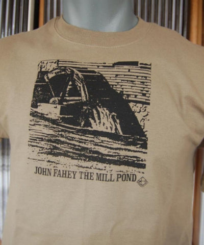 John Fahey - Mill Pond T Shirt