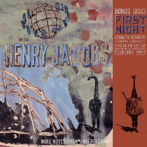 Henry Jacobs - Around the World With Henry Jacobs - 2CD