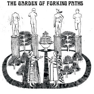 Various Artists - The Garden of Forking Paths - CD