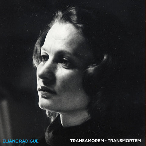 Eliane Radigue - Transamorem - Transmortem - CD