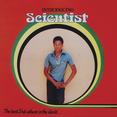 Scientist - The Best Dub Album In the World - LP