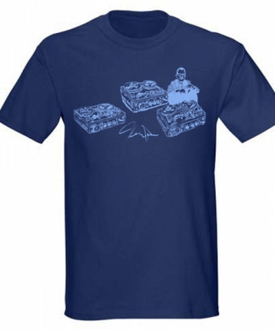 Henry Jacobs & Nagra Tape Recorders - T Shirt