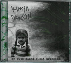 Kimya Dawson - My Cute Fiend Sweet Princess - LP/CD