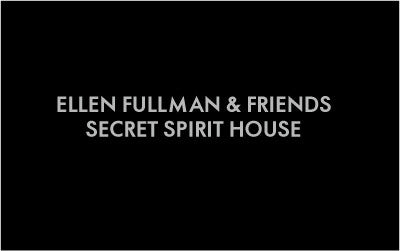 Ellen Fullman and Friends - Secret Spirit House - Cassette