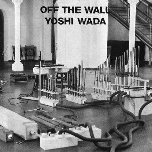 Yoshi Wada - Off the Wall - LP